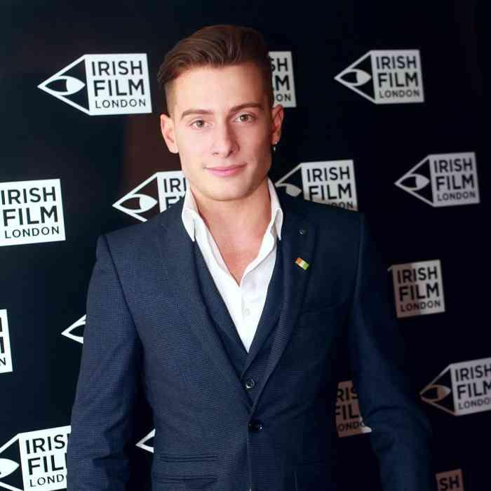 Riyadh Khalaf Queer Careers PLANETROMEO Irish Film London