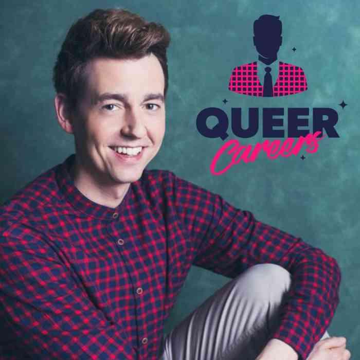 Pim Nugteren Queer Careers Journalist PLANETROMEO
