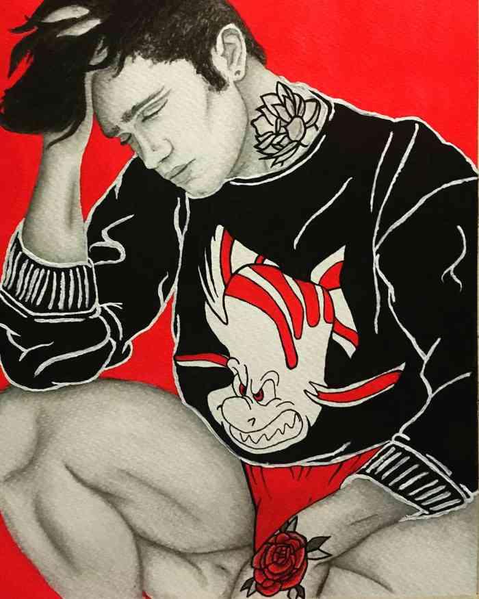 Romeo Art #1 -James Weston - Sweet nothing Jake Bass