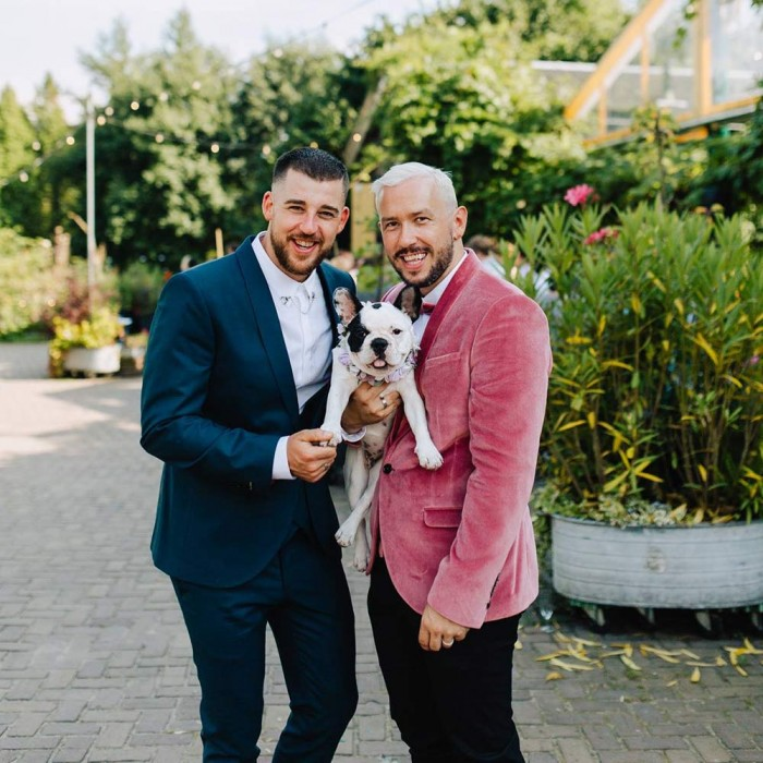 Eat Gay Love: Part 3 - Elliott and Simon