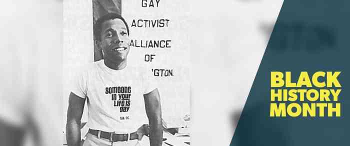 Queer Black History Melvin 'Mel' Boozer