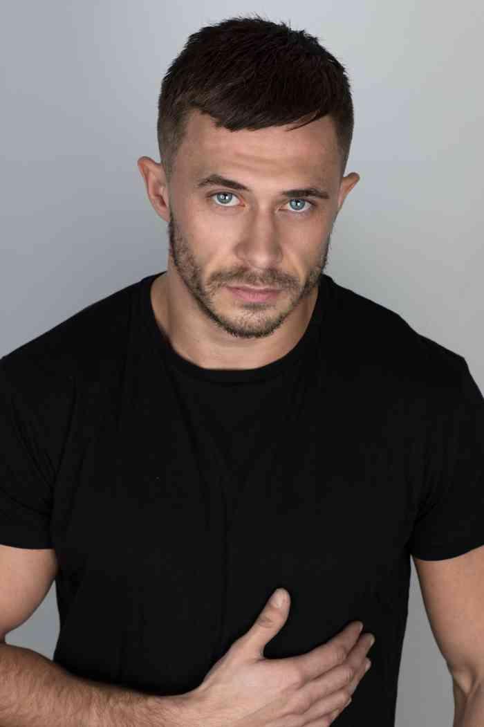 DJ Matt Bogard European Gay Ski Week Romeo Topless