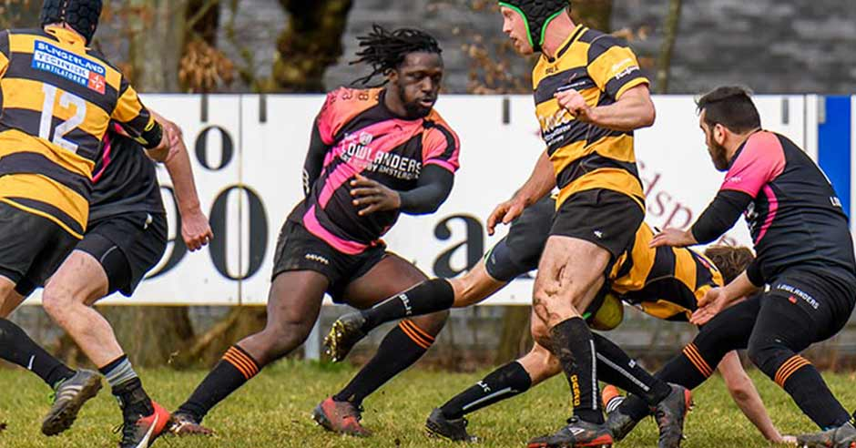 The Amsterdam Lowlanders RUGBY ROMEO