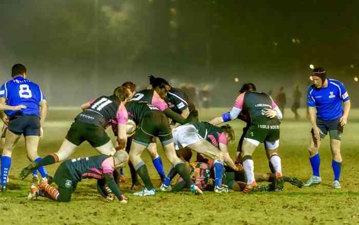 ROMEO Sport - Rugby Lerone Lowlanders