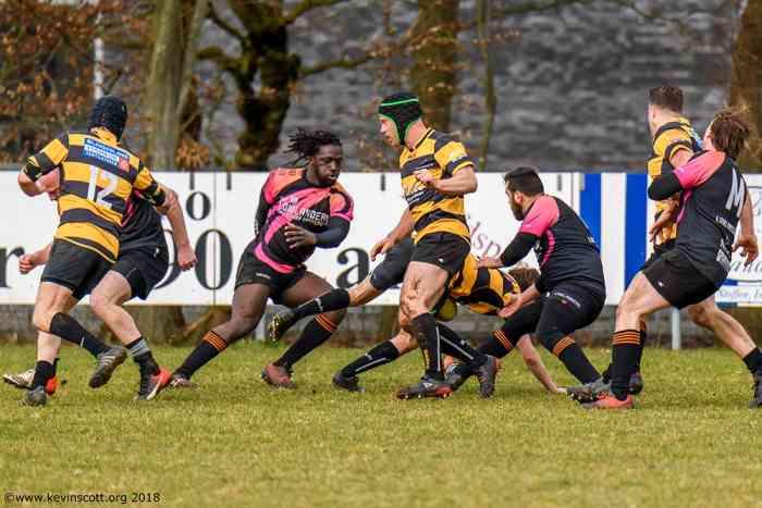 ROMEO Sport - Rugby Lerone ROMEO