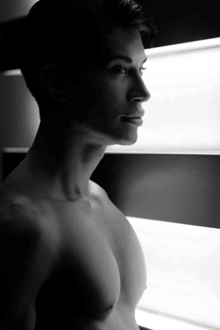 Justin - The Human Ken Doll Page 3 ROMEO Justin Jedlica