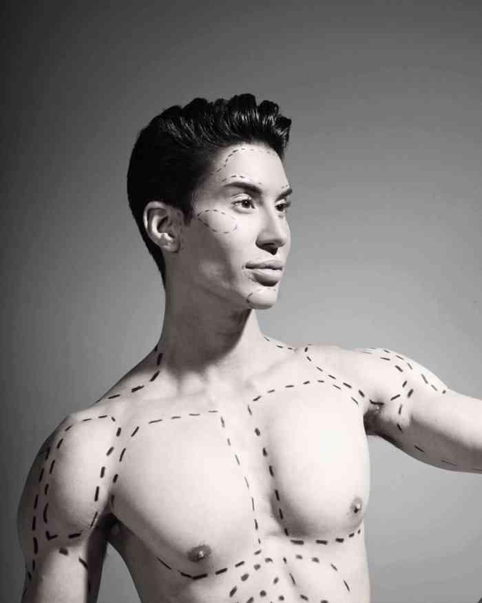 Justin - The Human Ken Doll ROMEO Justin Jedlica