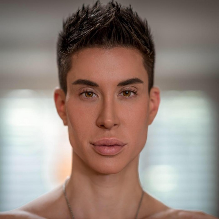Justin - The Human Ken Doll
