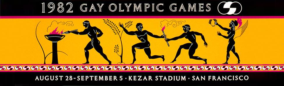 History Of The Gay Games ROMEO 1982 San Francisco