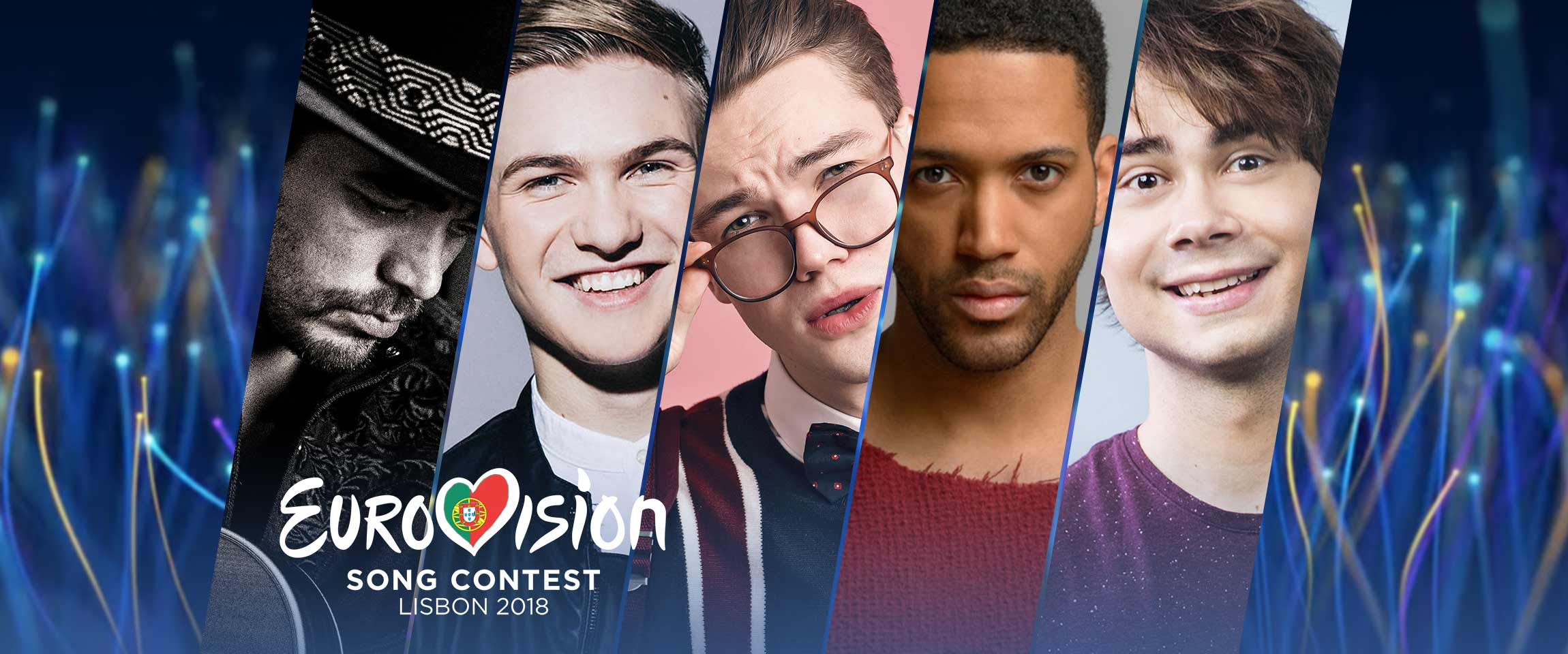 InstaVision - Eurovision Hotties ROMEO Lisbon