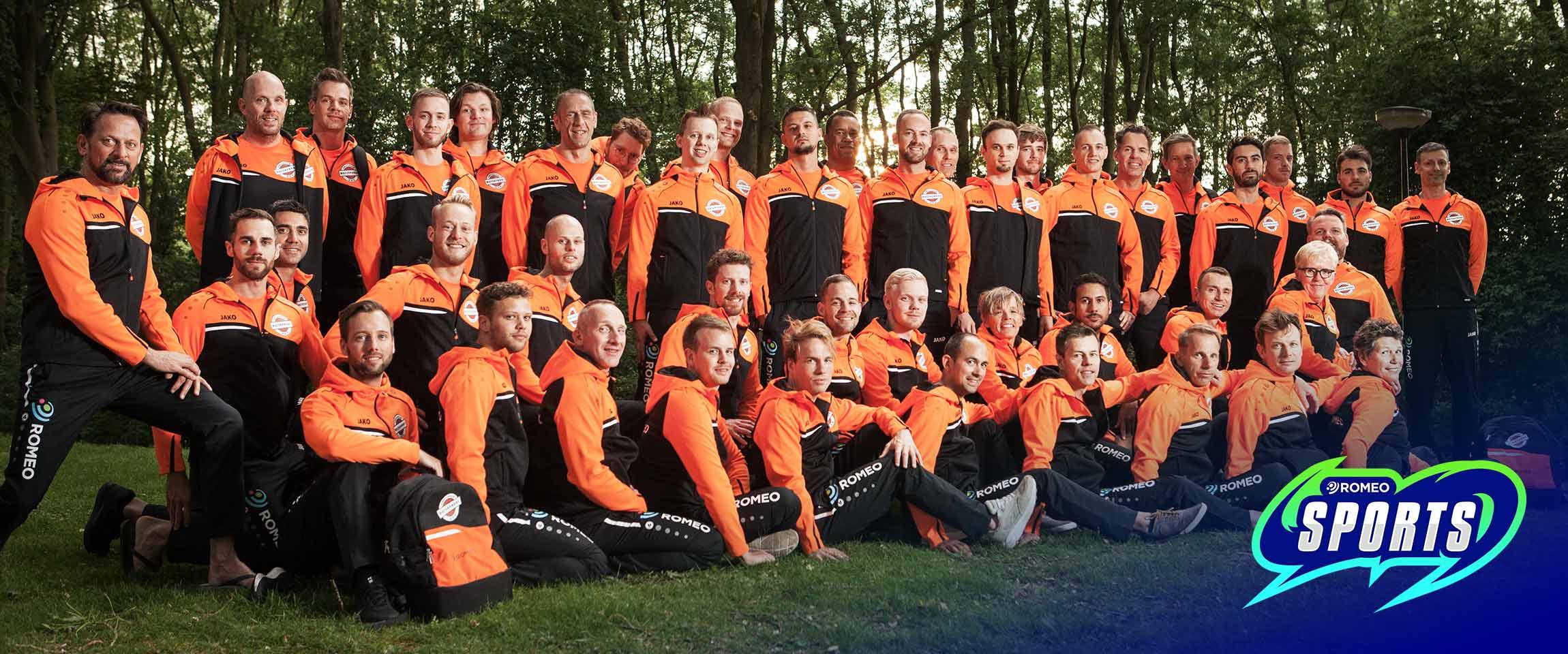 ROMEO Sports - Amsterdam Waterproof