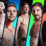 The Tantalizing Ten Waterproof water polo team