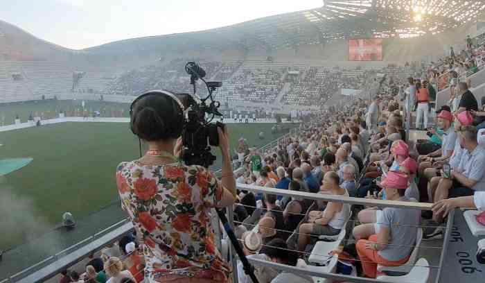 Paris 2018: Stade Jean-Bouin (Jean Bouin Stadium)