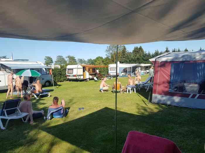 Discovering GROUPS - Holland Men Camp