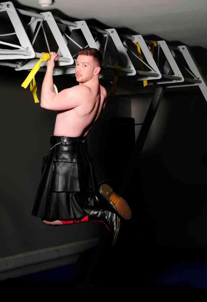 Pride Stories - Mr. Leather Ireland - Fionn Scott