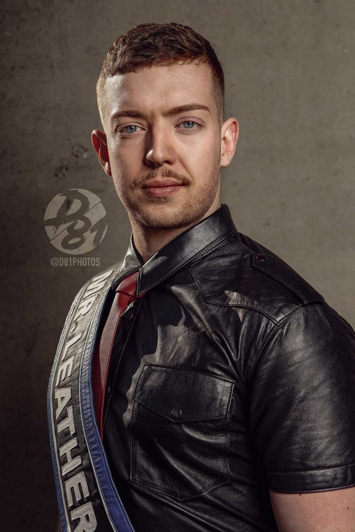 Pride Stories - Mr. Leather Ireland Fionn Scott