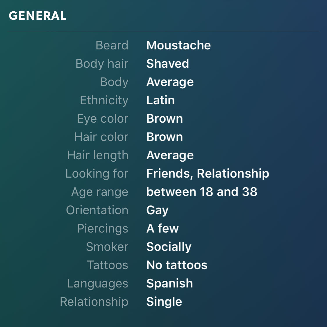 romeo dating profil)